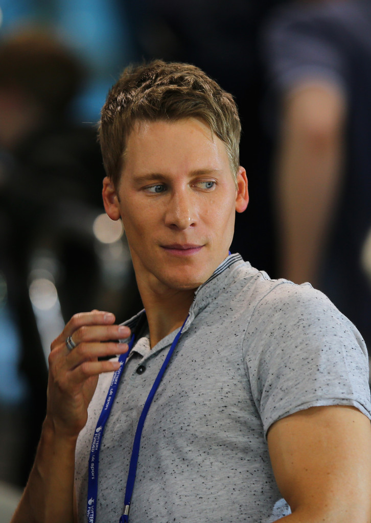 Dustin Lance Black Pictures - FINA/NVC Diving World Series 2014 ...