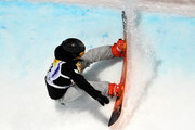 Torah Bright  of Australia competes during the Men's Halfpipe Final of the FIS Freestyle Ski and Snowboard World Championship 2015 on January 17, 2015 in Kreischberg, Austria.