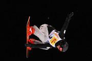 Torah Bright of Australia competes during the Women's Halfpipe Final of the FIS Freestyle Ski and Snowboard World Championship 2015 on January 17, 2015 in Kreischberg, Austria.