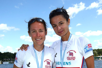 Hester Goodsell FISA Rowing World Championships - Day Eight