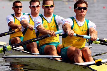 Francis Hegerty FISA Rowing World Championships - Day Five