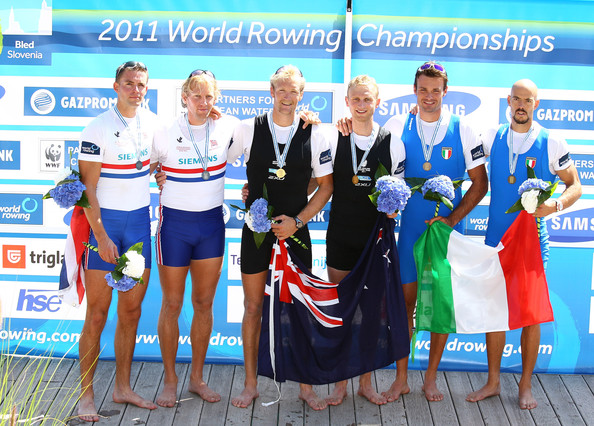 FISA Rowing World Championships - Day Seven