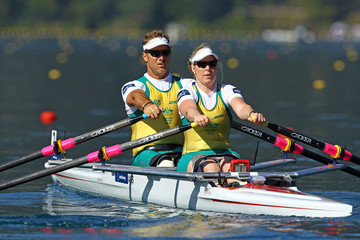 Kathryn Ross FISA Rowing World Championships - Day Two