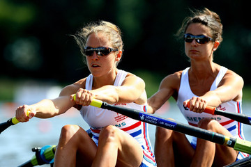 Hester Goodsell FISA Rowing World Championships - Day Two