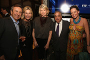 Martha Stewart and Lee Brian Schrager Photos Photo