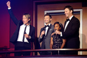 Ryan Seacrest and Keith Urban Photos Photo