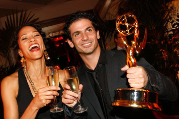 Tyce Diorio FOX Emmy Party - Inside