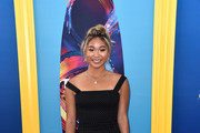 Chloe Kim attends FOX's Teen Choice Awards at The Forum on August 12, 2018 in Inglewood, California.