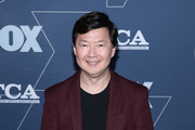 Ken Jeong attends the FOX Winter TCA All Star Party at The Langham Huntington, Pasadena on January 07, 2020 in Pasadena, California.