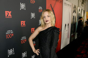 "Mena Suvari attends FX's ""American Horror Story"" 100th Episode Celebration at Hollywood Forever on October 26, 2019 in Hollywood, California."