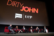 "The cast of ""Dirty John"" attends the FYC panel of Bravo's ""Dirty John"" at Saban Media Center on May 02, 2019 in North Hollywood, California."
