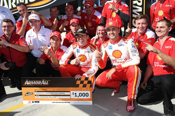 Fabian Coulthard Supercars - Perth SuperSprint
