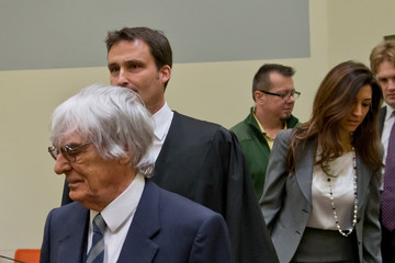 Fabiana Flosi Bernie Ecclestone Trial In Munich: Day 3