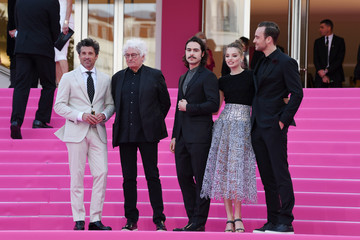 Fabio Conversi 'The Truth About The Harry Quebert Affair' Pink Carpet Arrivals - The 1st Cannes International Series Festival