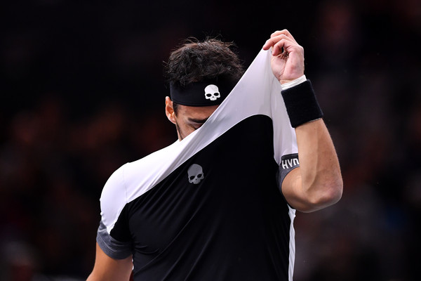 Rolex Paris Masters - Day Four