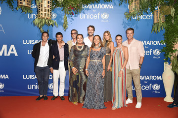 Fabrine Costantine Unicef Summer Gala Presented By Luisaviaroma – Photocall