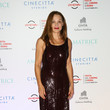 Fabrizia Sacchi Charity Dinner for Amatrice - 11th Rome Film Festival