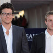 Brady Corbet and Alistair Banks Griffin