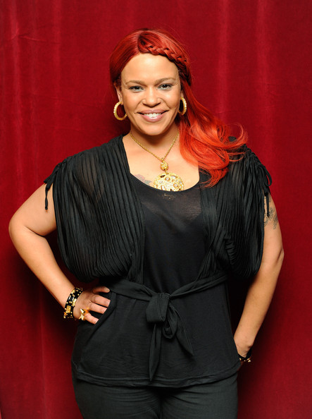 Faith Evans Visits SIRIUS XM