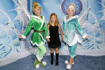 "Faith Wladyka New York Premiere of Disney's ""Secret Of The Wings"" - Red Carpet"