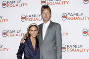 Keltie Knight and Chris Knight attend the Family Equality Los Angeles Impact Awards 2019 at a Private Residence on October 05, 2019 in Los Angeles, California.