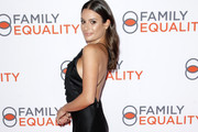 Lea Michele attends the Family Equality Los Angeles Impact Awards 2019 at a Private Residence on October 05, 2019 in Los Angeles, California.