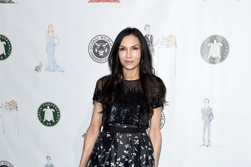 Famke Janssen The Turtle Conservancy's Fourth Annual Turtle Ball