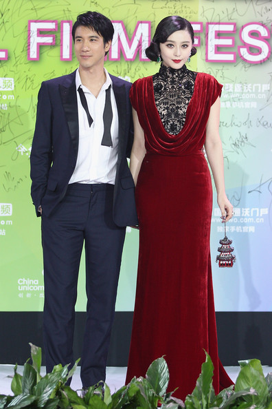 Fan Bingbing - 2nd Beijing International Film Festival - Opening Ceremony