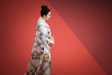 Fan Bingbing 'Amant Double (L'Amant Double')' Red Carpet Arrivals - The 70th Annual Cannes Film Festival
