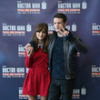 Matt Smith Jenna Louise Coleman Photos