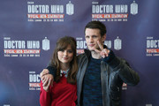 Matt Smith Jenna Louise Coleman Photos Photo