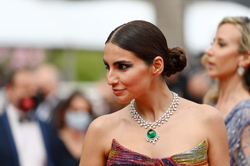 Farnoush Hamidian 'Invisible Demons' Red Carpet - The 74th Annual Cannes Film Festival