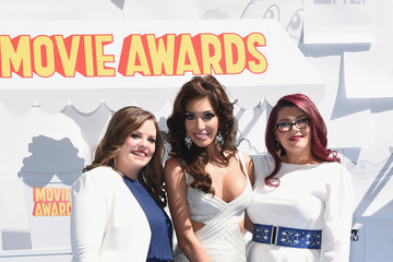 Farrah Abraham The 2015 MTV Movie Awards - Arrivals