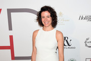 Photographer Garance Dore attends the Fashion 4 Development's 6th Annual Official First Ladies Luncheon on September 21, 2016 in New York City.