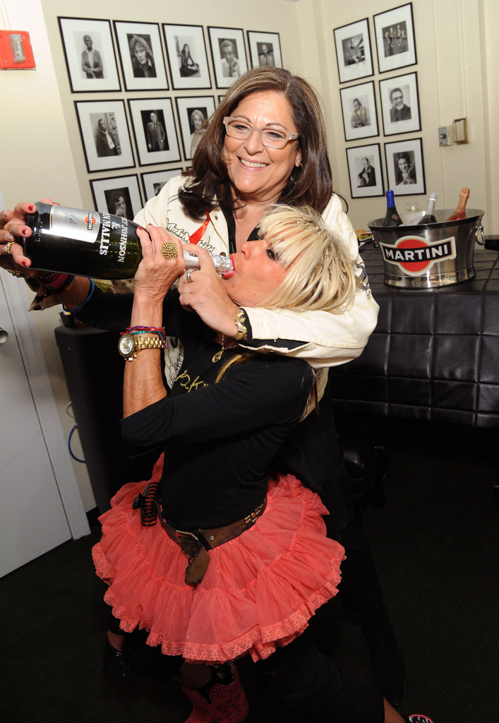 Betsey Johnson Photos Photos Fashion Icons In Depth Interview With Fern Mallis And Betsey