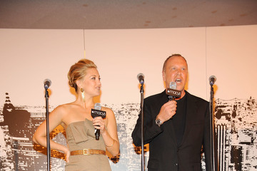 Kate Hudson Michael Kors Fashion's Night Out Kick-Off with Anna Wintour and Michael Kors