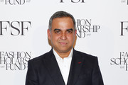 Bibhu Mohapatra attends The Fashion Scholarship Fund Gala at New York Hilton on January 07, 2020 in New York City.