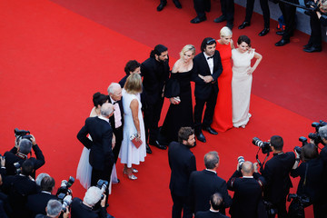Fatih Akin Closing Ceremony Red Carpet Arrivals - The 70th Annual Cannes Film Festival