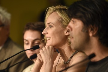 Fatih Akin 'In The Fade (Aus Dem Nichts)' Press Conference  - The 70th Annual Cannes Film Festival