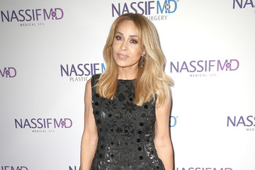 Faye Resnick Dr. Paul Nassif Unveils His New Medical Spa With Grand Opening and Ribbon Ceremony
