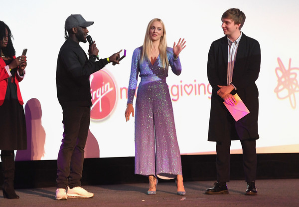 b96e51022c0 Fearne Cotton and Twin B Photos Photos - Prince Harry Attends the ...