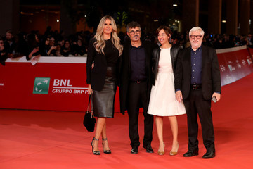 Federica Rizzo 'Stronger' Red Carpet - 12th Rome Film Fest