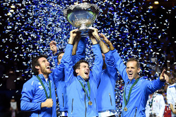 Federico Delbonis Argentina Claims Maiden Davis Cup Title