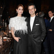Federico Marchetti Vogue Yoox Challenge - The Future Of Responsible Fashion Dinner Event