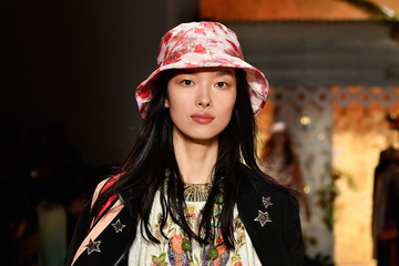 Fei Fei Sun Anna Sui - Runway - September 2018 - New York Fashion Week: The Shows