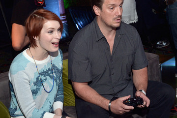 Felicia Day Stars at the Xbox Media Showcase