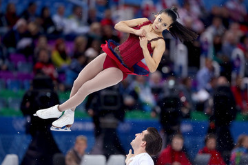 Felicia Zhang Winter Olympics: FIgure Skating