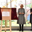 Felicity Dahl The Duchess Of Cornwall Carries Out Engagements In The West Midlands