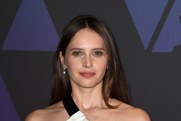 Felicity Jones Academy Of Motion Picture Arts And Sciences' 10th Annual Governors Awards - Arrivals