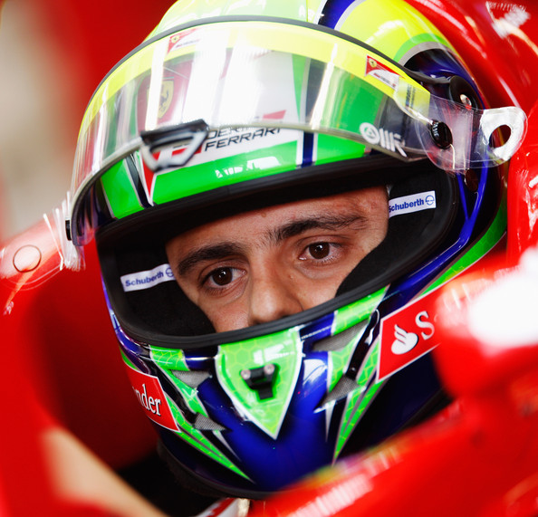 Felipe Massa Felipe Massa of Brazil and Ferrari prepares to drive during qualifying for the Canadian Formula One Grand Prix at the Circuit Gilles Villeneuve on June 11, 2011 in Montreal, Canada.